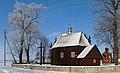Kucice - kościół w zimowej szacie 2.jpg