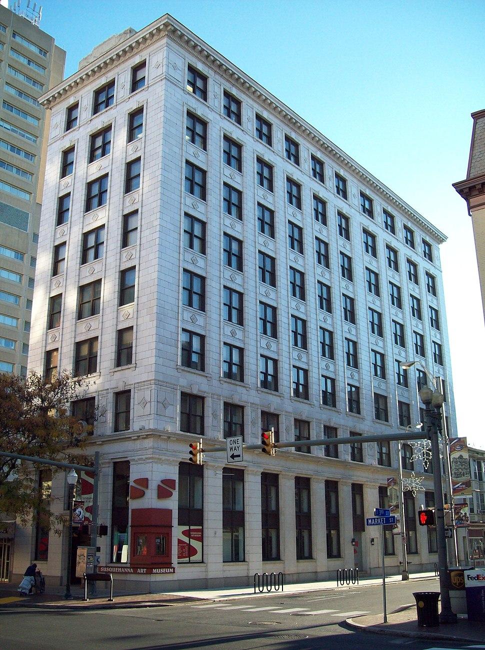Kunkel Building Nov 10