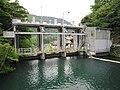 Kurokawa Dam and lake (Nagano).jpg