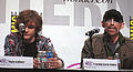 Kyle Gallner & Jackie Earle Haley at WonderCon 2010 2.JPG