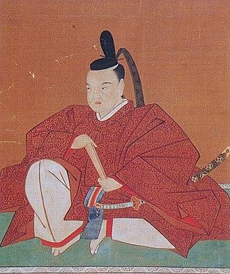 Kyōgoku clan - Kyōgoku Takatomo.