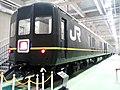 Kyoto Railway Museum (22) - JNR 24 series passenger car Kani 24-12.jpg