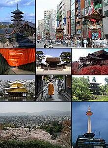 京都市's relation image