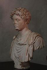 Buste de Marc Aurèle César Ra 61 a