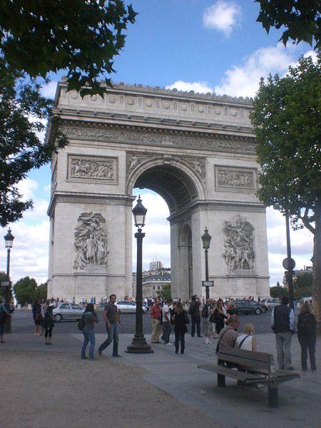 File:L'arc de Triomphe.jpg