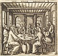 Léonard Gaultier, The Wedding at Cana (Christ Changes Water to Wine), probably c. 1576-1580, NGA 48172.jpg