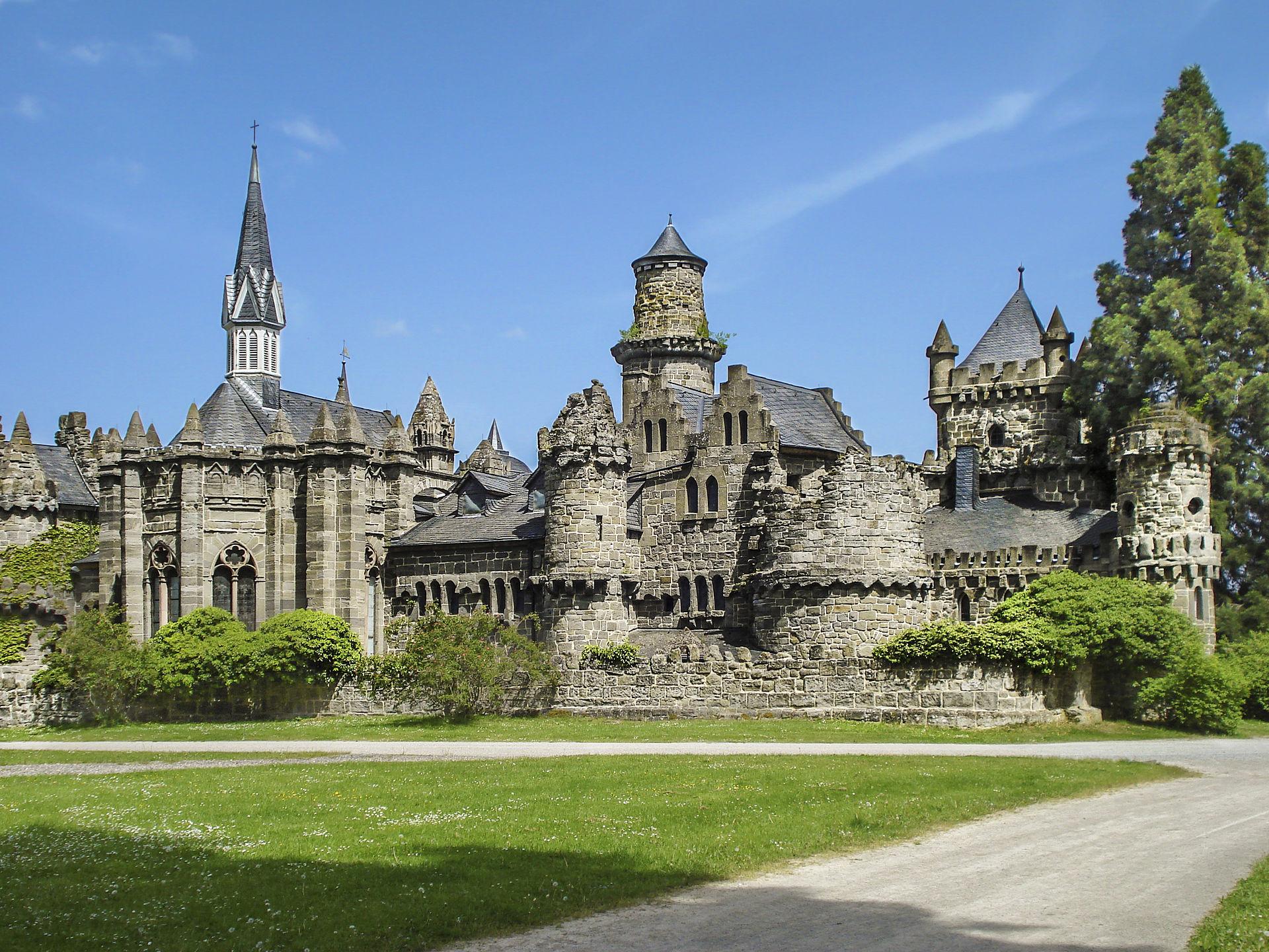 Chateau De La Ville Aux Bois