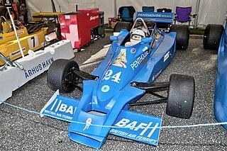 Rupert Keegan British racecar driver