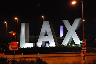 2000 millennium attack plots - Los Angeles International Airport (LAX) was a target of the plots.