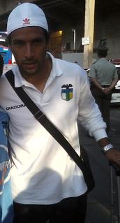 Luis Pedro Figueroa Chilean footballer