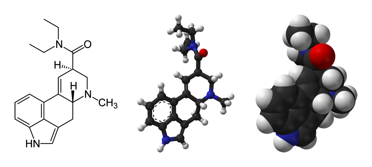 Lysergic Acid Diethylamide Wikipedia