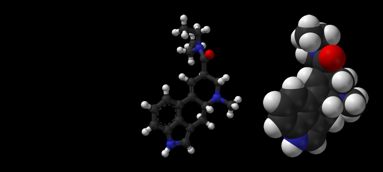 [Image: 1280px-LSD-2D-skeletal-formula-and-3D-models.png]