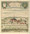 L abbaye Notre-Dame du Val au debut du XVIIIe siecle.jpg