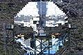 La Palma - Garafía - Roque de los Muchachos Observatory - MAGIC (LP-4) 04 ies.jpg