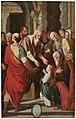 La Presentación de la Virgen en el Templo, de Mateo Gilarte (Museo del Prado).jpg