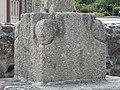 La Selle-en-Luitré (35) Croix de cimetière 02.jpg