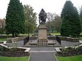 Ladyhill Park War Memorial - Allerton Road - geograph.org.uk - 575250.jpg