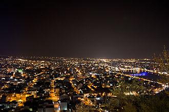 Lahijan - Lahijan at night