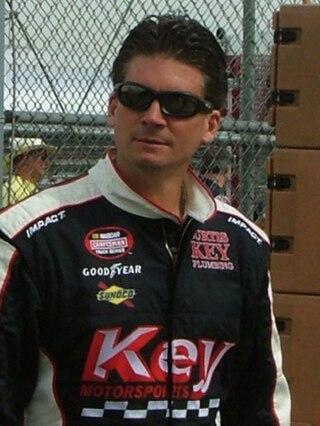 Lance Hooper American racing driver