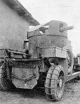 Lanchester armoured car, IWM Q 107436.jpg