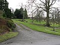 Landscaped footpath - geograph.org.uk - 1133553.jpg