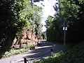 Lane to Cookley - geograph.org.uk - 892015.jpg