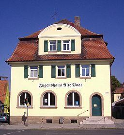 Langenzenn JUZ Alte Post