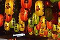 Lanterns near the Chinatown Visitor Centre, Singapore - 20120926.jpg