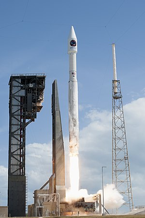 Cygnus CRS OA-7 - Launch of the OA-7 mission