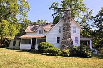Laura Ingalls Wilder - Rocky Ridge Farm, Mansfield, Missouri
