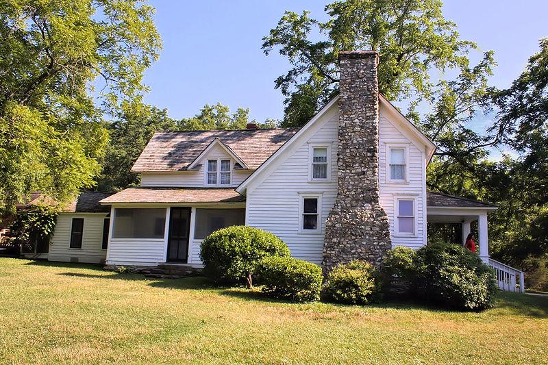 Laura Ingalls Wilder home, Mansfield, MO