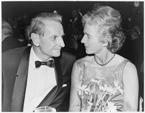 Laurance Rockefeller - Laurance and Mary Rockefeller (1965)