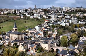 Le Monastère - A general view of Le Monastère