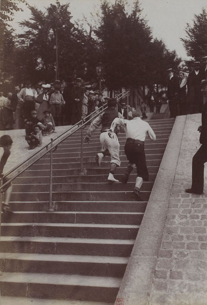 file le championnat de l 39 escalier paris 1903 jpg. Black Bedroom Furniture Sets. Home Design Ideas
