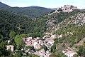 Le château et le village de Termes en septembre 2011..jpg