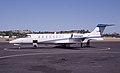 Learjet45n418MN (4533106899).jpg