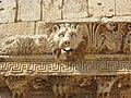 Lebanon, Baalbek, Roman Lion's Head (Gargouille), Temple of Jupiter.jpg