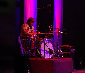 Leeland (band) - Drummer Mike Smith in 2007