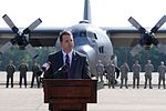 Legacy aircraft, last of its kind, honored at the Rock 120501-F-OL185-119.jpg