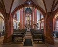 Leonhardskirche, Frankfurt, Nave view 20200216 1.jpg