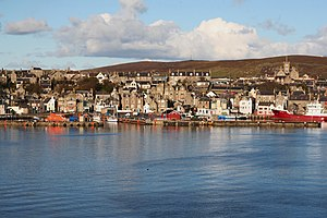 Lerwick, view from a ferry.jpg