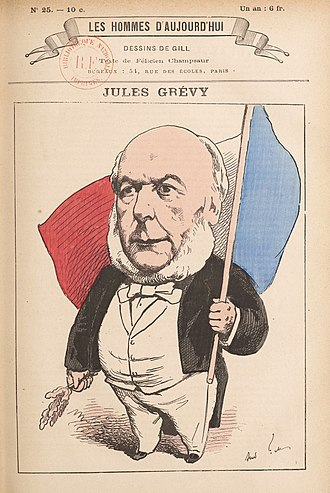 Conférence Molé-Tocqueville - Image: Les Hommes N 25 Jules Grévy