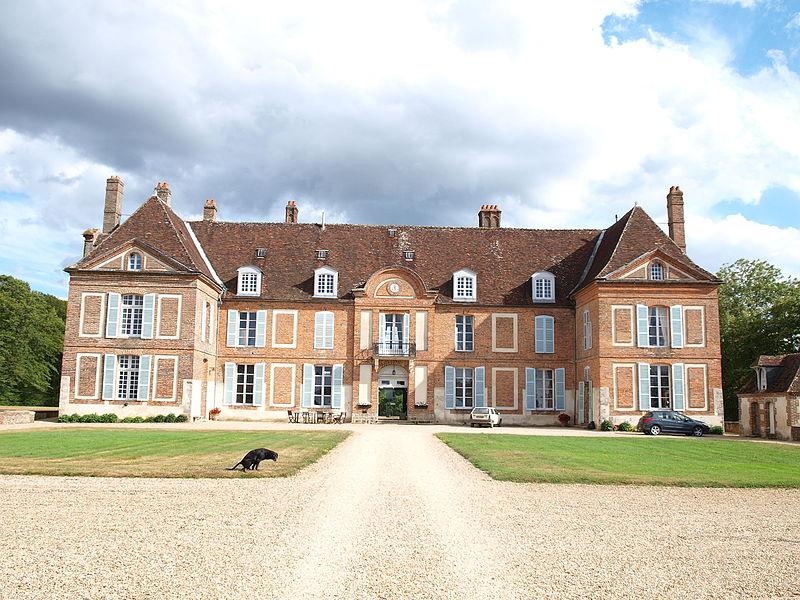 Château de Bontin aux Ormes (Yonne, France)
