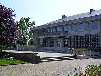 Les Pavillons-sous-Bois - Les Pavillons-sous-Bois town hall