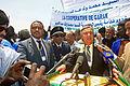 Les derniers réfugiés mauritaniens rentrent du Sénégal (7851783786).jpg