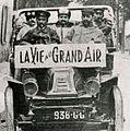 Les photographes de 'La Vie au Grand Air' aux éliminatoires françaises de la Coupe Gordon Bennett 1904, sur Richard-Brasier.jpg