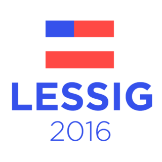 Lawrence Lessig 2016 presidential campaign