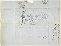 Letter, 9 January 1850 MET DP804262.jpg