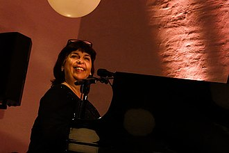 Liane Carroll - Liane Carroll at Jazzy Days in Denmark, 2016
