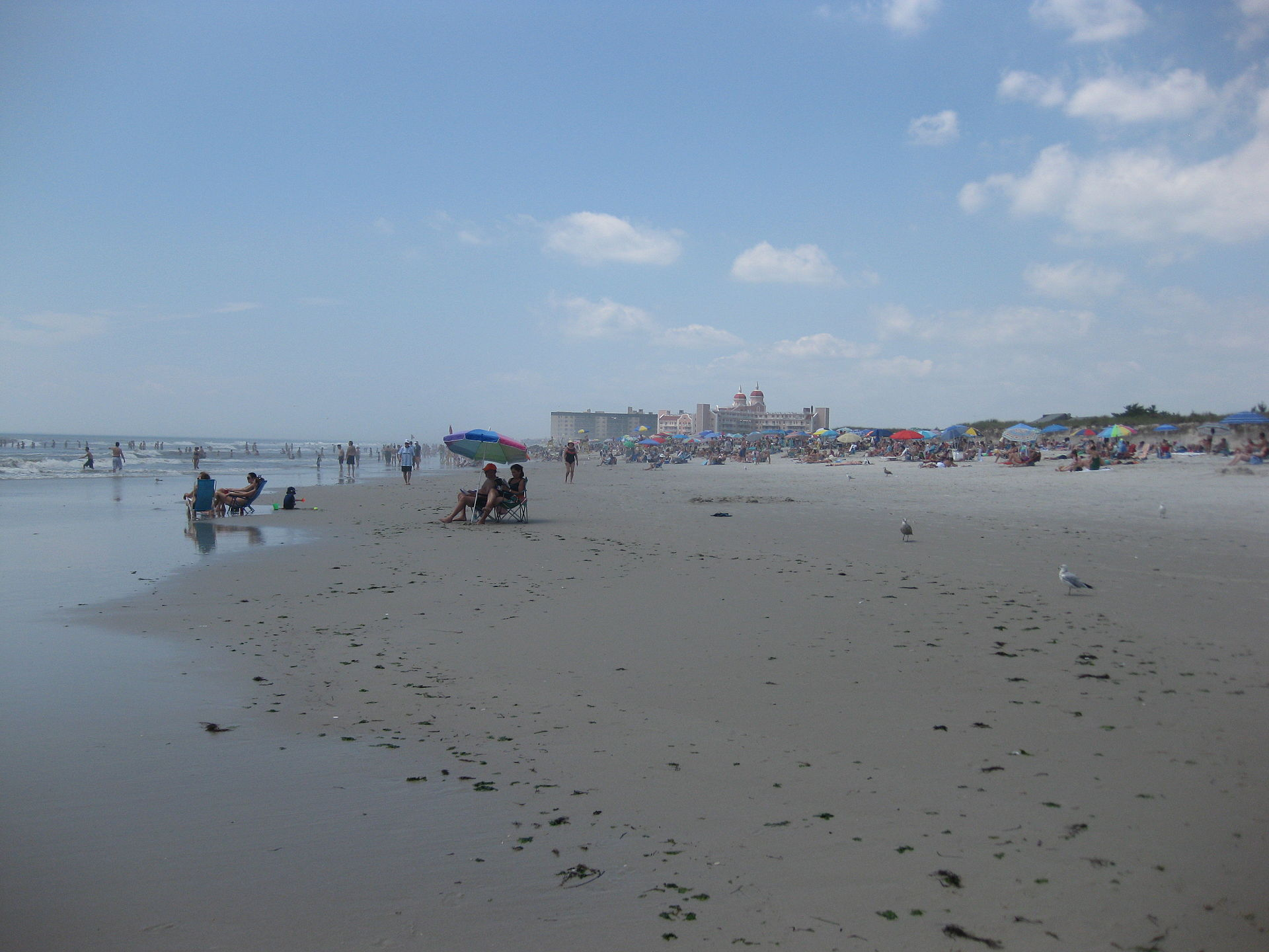 Nassau County Beach Closings
